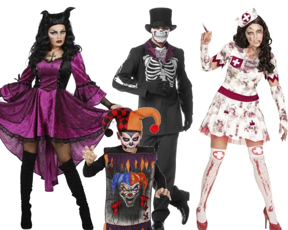 Halloween Party Kleding.De Engste Halloween Kleding Robbies Feestkleding