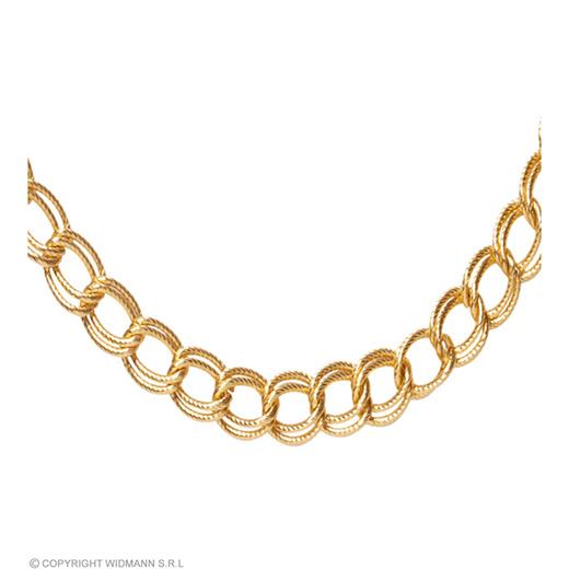 gouden ketting 60cm