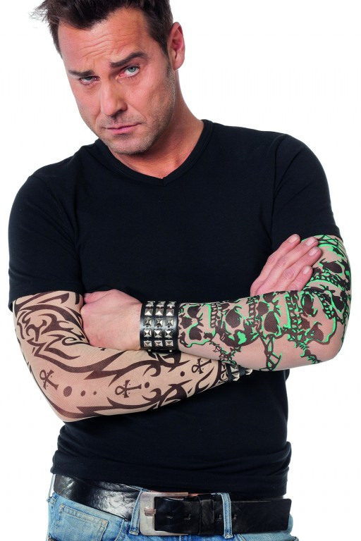 Armband punk 3 rijen