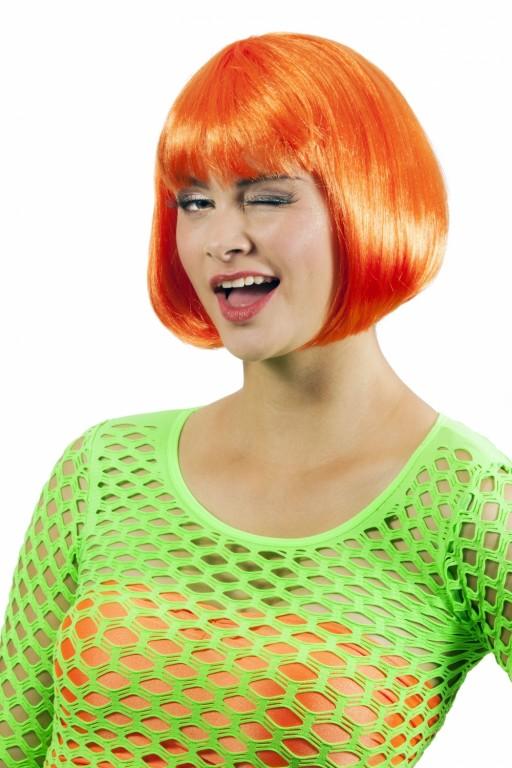 Bobline basic neon-oranje
