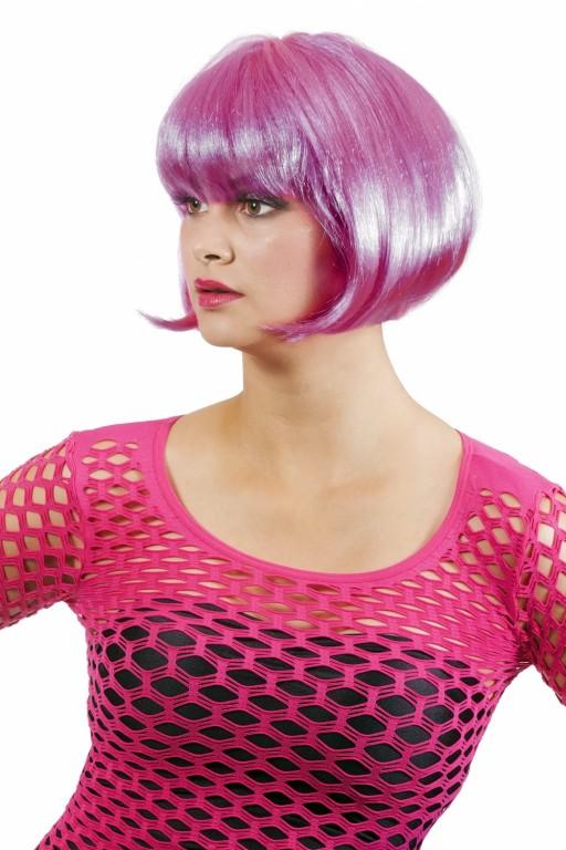 Bobline basic neon-pink