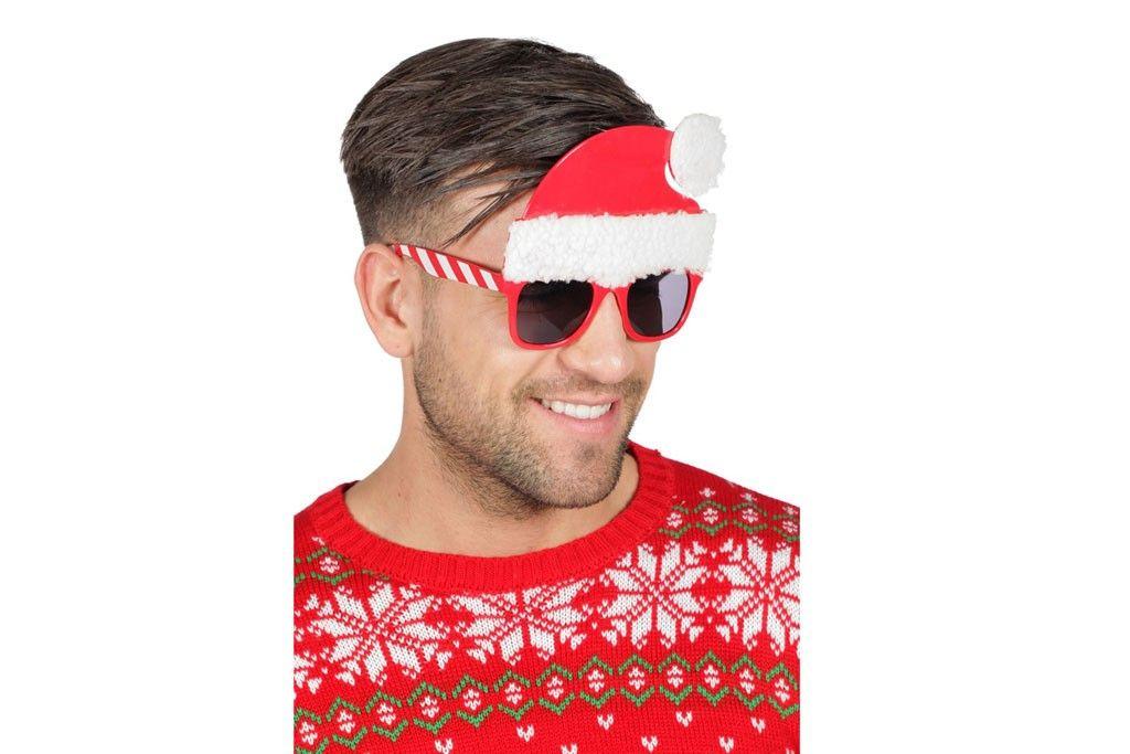Kerstmuts Met Licht : Bril kerstmuts robbies feestkleding