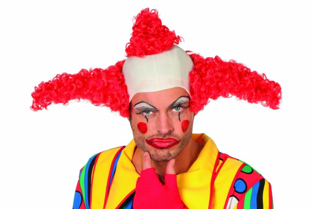 clown coco rood