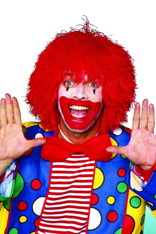 Clown rood