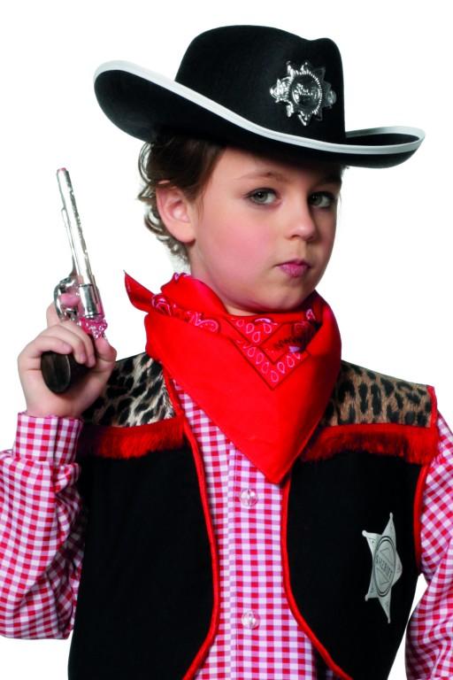 Cowboyhoed met ster
