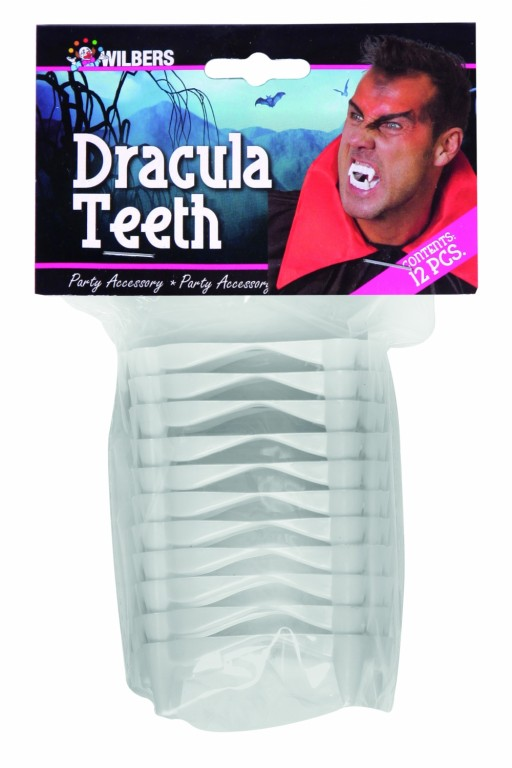 Dracula tanden 12st