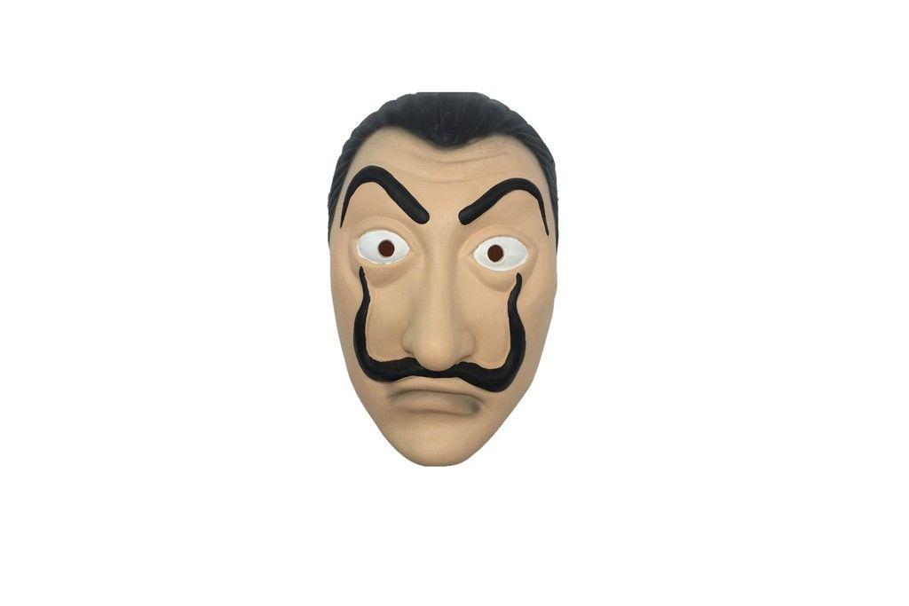Casa de papel masker