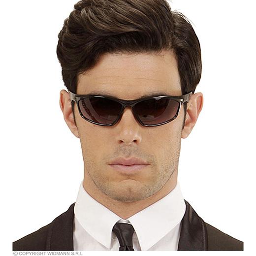 bril, geheim agent