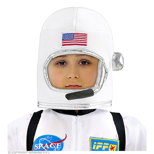 astronauten helm kind