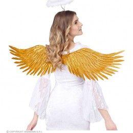 Engelen vleugels goud