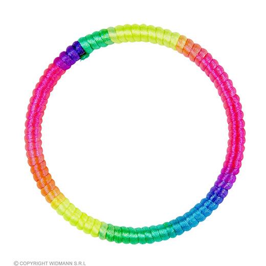 armband neon multikleuren