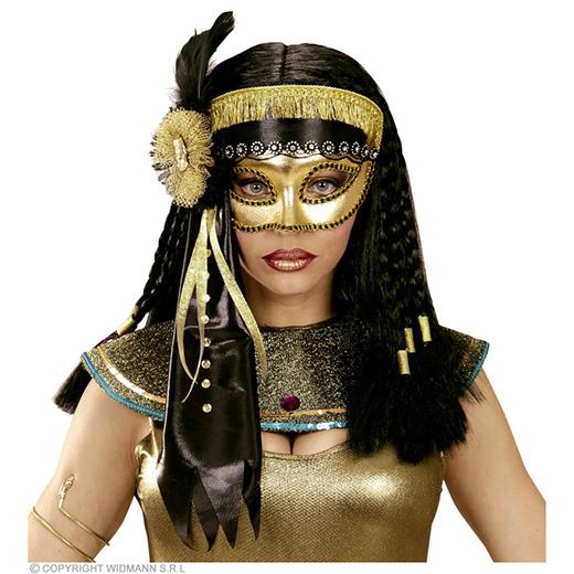 luxe cleopatra oogmasker