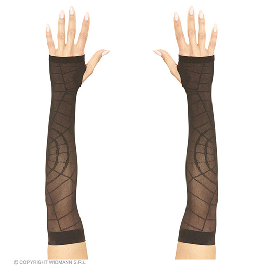 armwarmers spinneweb
