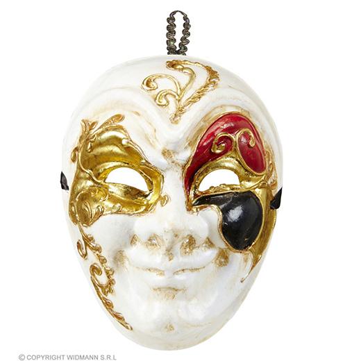 luxe venetiemasker, ondeugend