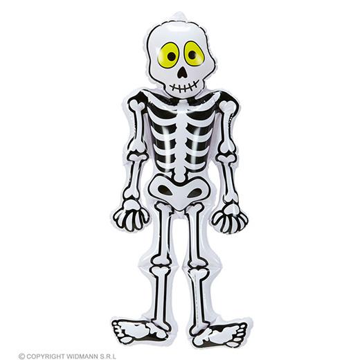 opblaasbaar skelet, 56cm