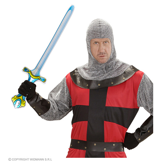 opblaasbaar zwaard, 77cm