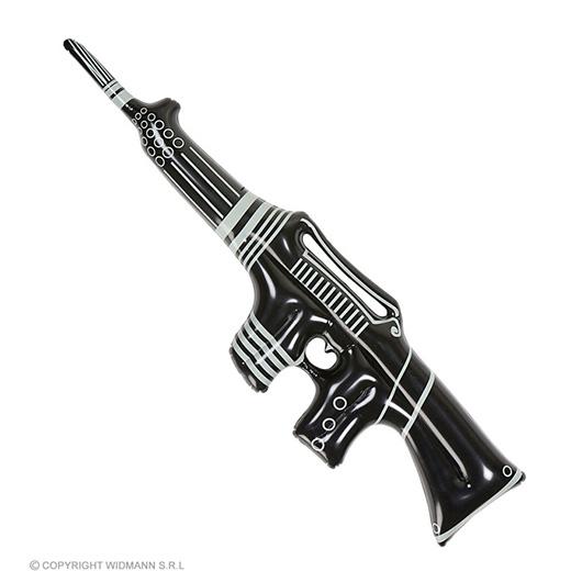 opblaasbaar machinegeweer, 90cm