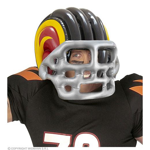 opblaasbare amerikaanse football helm
