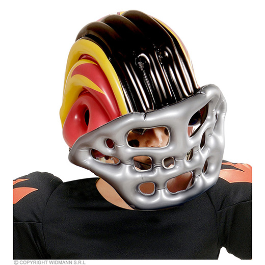 american football helm opblaasbaar