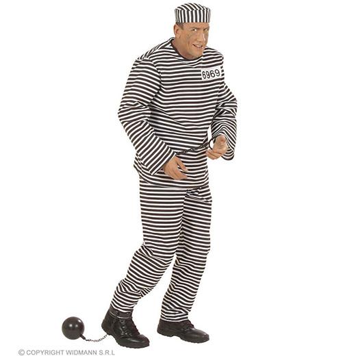 enkelbal gevangenen