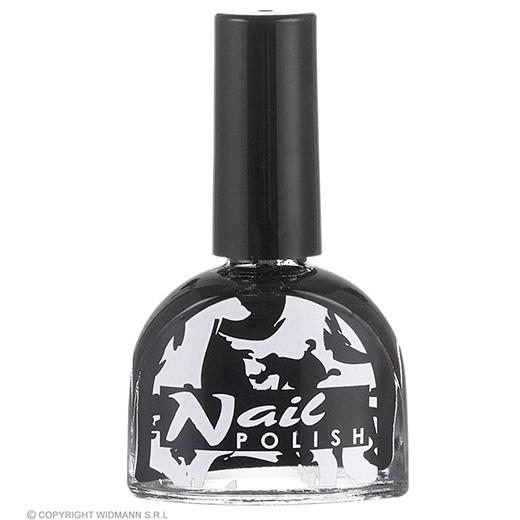 display, nagellak zwart