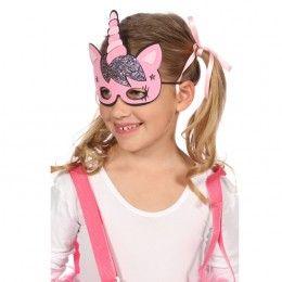 Eenhoorn masker one size