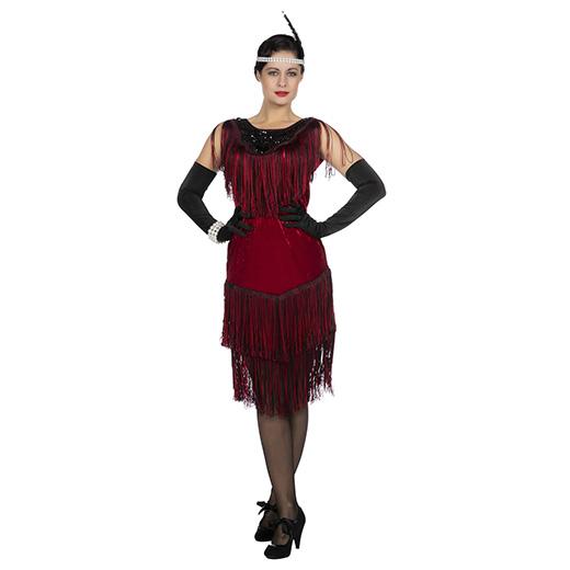 Betere Charleston jurkje Ruby jaren 20 | Robbies Feestkleding RK-06