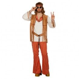 Hippie outfit compleet