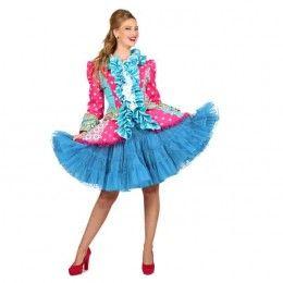 Petticoat luxe aqua