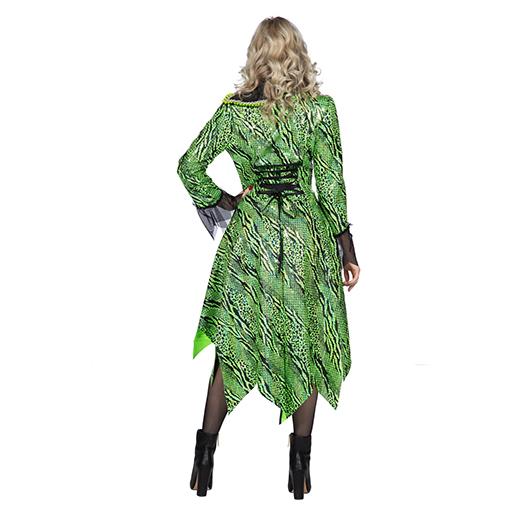 Jas Draak groen