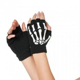handschoenen skelet