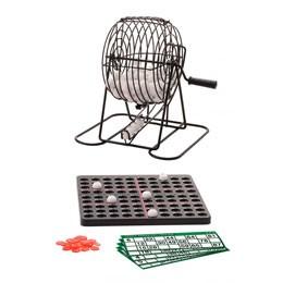 Bingo spel metaal