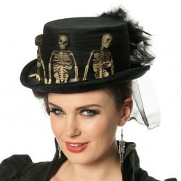hoed zombie steampunk