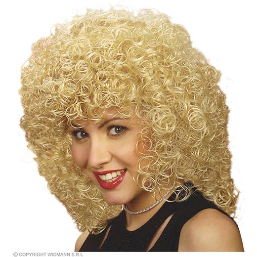 pruik, gabrielle blond