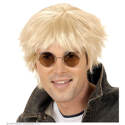 pruik, beat blond