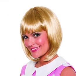 luxe bobline blond