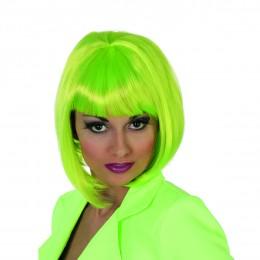 luxe bobline neon-groen