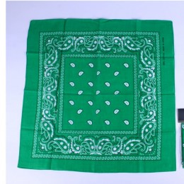 Boeren zakdoek groen