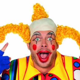 clown coco geel