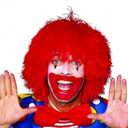 Clown rood