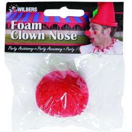 Clownsneus foam in polybag