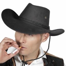 Cowboyhoed zwart