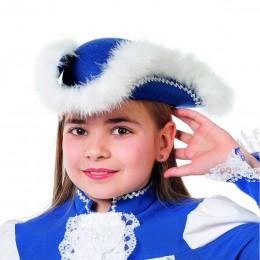 Dansmarieke kind blauw