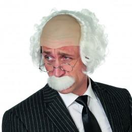 Einstein met snor