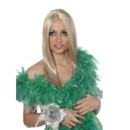 Gigi pruik lang blond