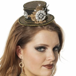 hoed steampunk mini
