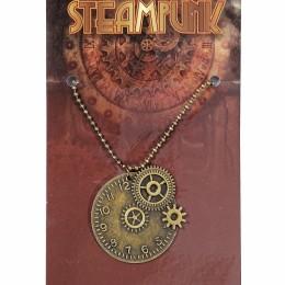 Ketting Steampunk met tandwiel