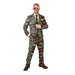 Kostuum camouflage