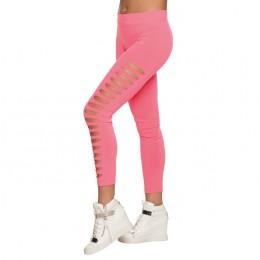 Legging neonroze stretch