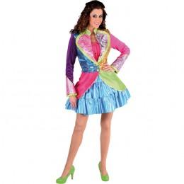 Carnavalsjasje luxe brokaat en pailletten